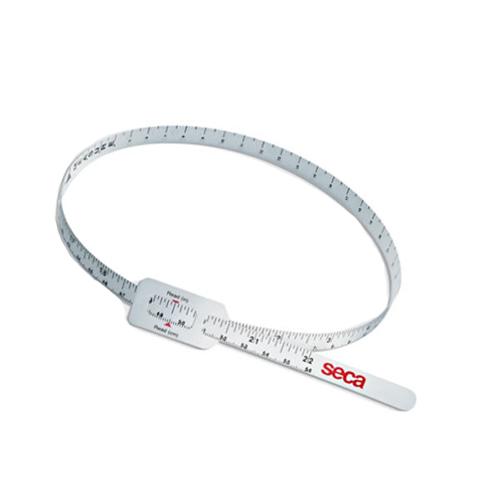 Cinta para medir la circunferencia de la cabeza