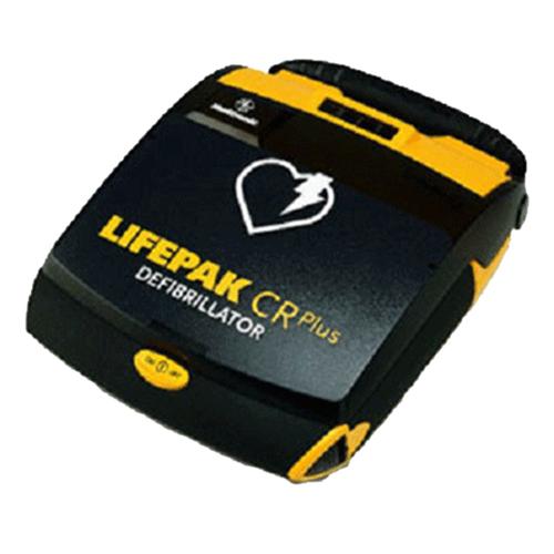 Desfibrilador Lifepak CR+ de operación Semiautomática