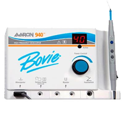 Electrocauterio de alta frecuencia bovie aaron 940
