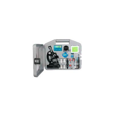 microscopio biológico AS-M30-ABS-KT2-W