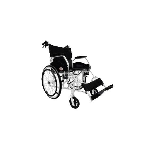 Silla de ruedas de aluminio económica SP9008
