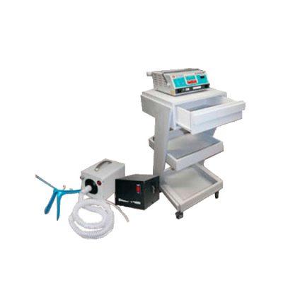 Unidad de electrocirugía 100W