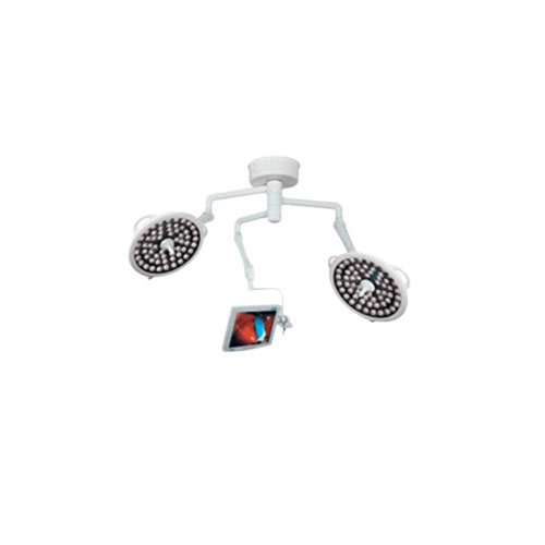 Vistor MS LED - Triple Head Light Plus Monitor