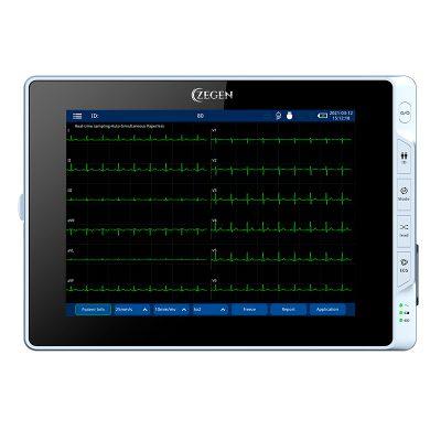 Electrocardiógrafo ZGN60