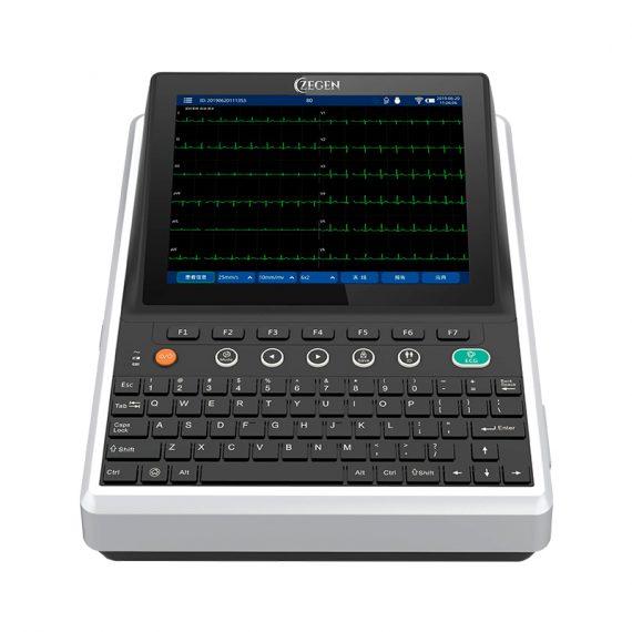 Electrocardiógrafo ZGN-90
