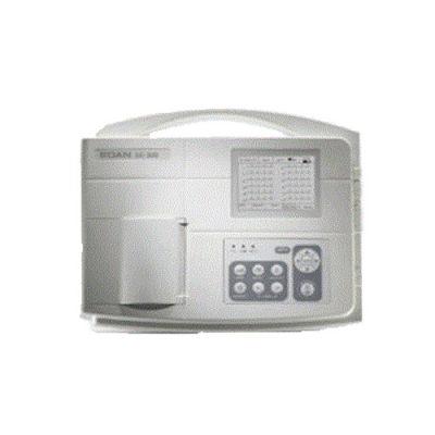 Electrocardiógrafo de 3 canales Edan SE300