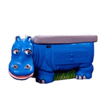 Mesa de examinación de hipopótamo